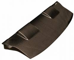 Carbon Fiber - Interior - TruFiber - 10 - 12 Mustang Carbon Fiber Rear Dashboard