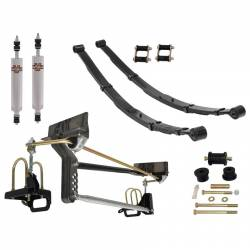 Suspension Kits - Rear Kit - Total Control Products - 64 - 73 Mustang Leaf Spring Suspension System