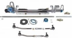 Steering - Rack & Pinion Kits - Total Control Products - 65 - 70 Mustang TCP Rack And Pinion Kit, POWER