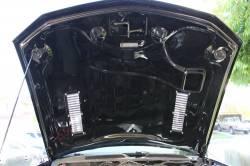 2005 - 09 Mustang RTF Fiberglass Vented Hood