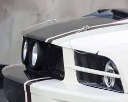 05 - 09 Mustang Headlight Splitters