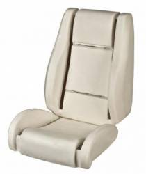 Seats & Components - Frames & Cushions - TMI Products - 05 - 07 Mustang Sport R Bucket Seat Molded Foam