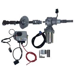 Steering - Conversion Kits - Miscellaneous - 65 - 66 Mustang Electric Power Steering Conversion Kit with Ididit Tilt Column