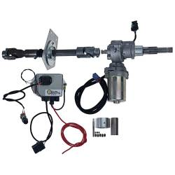 Steering - Conversion Kits - Miscellaneous - 1968 Mustang Electric Power Steering Conversion Kit, with Ididit Tilt Column