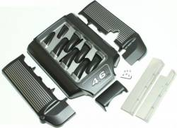California Pony Cars - 05 - 10 Mustang GT Plenum and Fuel Rail Cover Kit