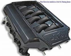 California Pony Cars - 05 -10 Mustang GT Plenum Cover, Hydrocarbon Finish