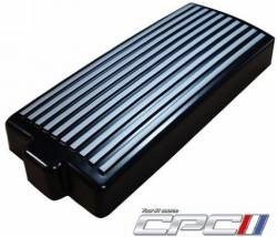 California Pony Cars - 2005 - 2009 Mustang CPC Fuse Box Cover, Black