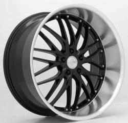 Wheels - 20 Inch - California Pony Cars - 05 - 09 Mustang NXT-1 Custom Wheels 20 X 10 Inch