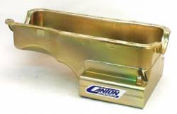 Oil System - Pans - Canton Racing - 64 - 73 Mustang 351W Front Sump Oil Pan