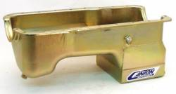 Oil System - Pans - Canton Racing - 64 - 93 Mustang Deep Rear Sump Pan w/o Scraper