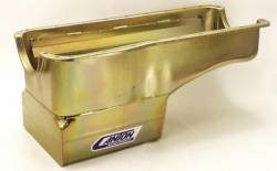 Oil System - Pans - Canton Racing - 64 - 73 Mustang BBF Deep Front Sump Street Pan