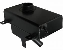 Cooling - Radiator Overflow Tanks - C & R Racing - 05 - 12 Mustang Engine Coolant Reservoir