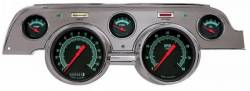 Gauges - Aftermarket Gauges - Classic Instruments - 67 - 68 Mustang Classic Instrument 5 Gauge w/Bezel