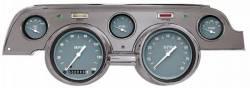 Classic Instruments - 67 - 68 Mustang Classic Instrument 5 Gauge w/Bezel