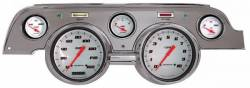 Gauges - Aftermarket Gauges - Classic Instruments - 67 - 68 Mustang Classic Instrument 5 Gauge w/Bezel