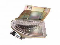 Electrical & Lighting - Turn Signals - Scott Drake - 1970 Mustang Parking Lamp Assembly (RH)