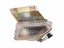 Electrical & Lighting - Turn Signals - Scott Drake - 1970 Mustang Parking Lamp Assembly (LH)