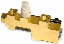 Brakes - Distribution & Proportioning - Scott Drake - 1970 Mustang Brake Distribution Block