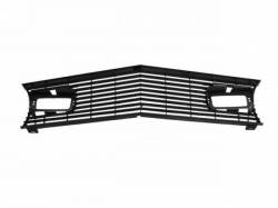 Body - Grilles - Scott Drake - 1970 Mustang  Mach 1 Grill (Reproduction)