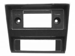 Dash - Radio & Related - Scott Drake - 71-73 Mustang Radio Bezel
