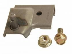 Seats & Components - Seat Hardware - Scott Drake - 68-70 Mustang Seat Hinge Repair Bracket (Left Inner)