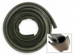 Weatherstrip - Trunk - Scott Drake - 79-93 Mustang Hatch Seal