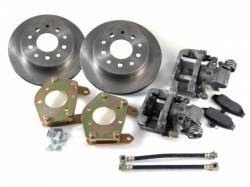 Disc Brakes - Brake Kits - Scott Drake - 64-73 Mustang Rear Disc Brake Conversion