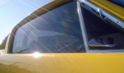 Window Glass - Door Glass - Miscellaneous - 65-66 Mustang Fastback Rh Door Glass, Smoke