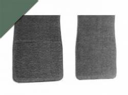 Carpet & Related - Floor Mat Sets - Scott Drake - 1964 - 1973 Mustang Carpet Floor Mats (Ivy Gold)