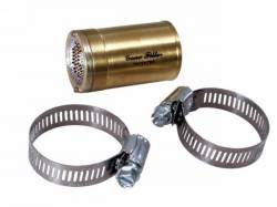 Cooling - Radiator Hoses & Related - Scott Drake - High Performance Brass Gano Filter (6 cylinder)