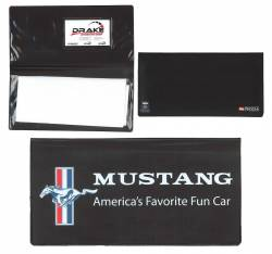 Accessories - Literature - Scott Drake - 1964 - 1973 Mustang  Owners Manual Wallet