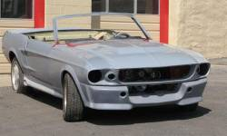 Body - Body Kits - Stang-Aholics - 67 - 68 Mustang Eleanor Coupe or Convertible Fiberglass Kit with Fenders