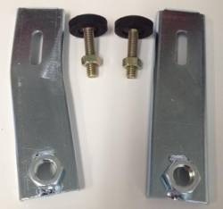 Hood - Latch - Stang-Aholics - 67 Mustang Shelby or Eleanor Fiberglass Hood Pin Brackets