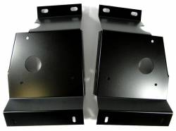 Headlight - Housing - Stang-Aholics - 1967 Mustang Outboard Headlight Mounting Brackets for Shelby Styled Front Grille