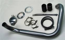 Fuel System - Tanks - Stang-Aholics - 67 - 68 Eleanor Mustang Fuel Filler Tube Kit, with LeMans Cap
