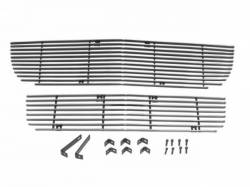 Body - Grilles - Stang-Aholics - 67 Eleanor Mustang Upper & Lower Billet Grille Set