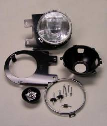 Electrical & Lighting - Headlights - Stang-Aholics - 67 - 68 Eleanor Mustang Headlight Bracket Kit