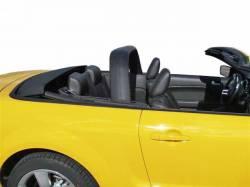 Convertible Top - Styling Bar Kits - Stang-Aholics - 2005 - 14 Mustang Convertible Roll Bar, Charcoal Black
