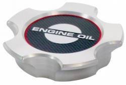 Engine - Engine Compartment Dress-Up - Drake Muscle Cars - 10 - 11 Mustang Oil Cap Cover (3.7, 4.0, 5.4)
