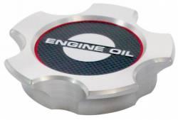 Drake Muscle Cars - 10 - 11 Mustang Oil Cap Cover (3.7, 4.0, 5.4)