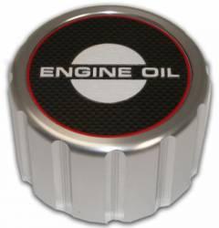 Engine - Engine Compartment Dress-Up - Scott Drake - 65 - 68 Mustang Billet Engine Oil Cap