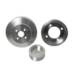 Engine - Engine Pulleys & Brackets - BBK Performance - 94 - 95 Mustang GT BBK Underdrive Pulley Kits