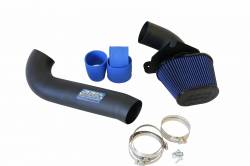 BBK Performance - 86 - 93 Mustang 5.0 BBK Cold Air Intake System, Black Out Series