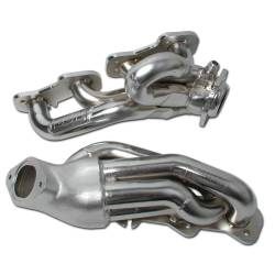 Exhaust - Headers - BBK Performance - 96 - 04 2V Ford Mustang BBK Shorty Tuned Length Headers, Chrome