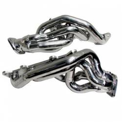 Exhaust - Headers - BBK Performance - 2011 Mustang 5.0 BBK Tuned Length Exhaust Headers, Chrome