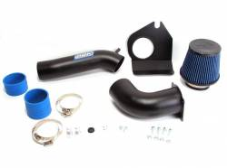 BBK Performance - 99 - 04 Ford Mustang 3.8L V6 BBK Cold Air Intake System, Black Out