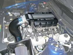 05 - 09 Mustang BBK Cold Air Intake Kit, Titanium