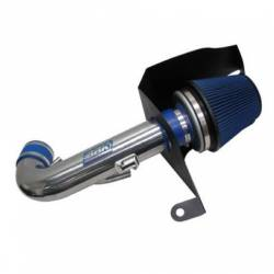 BBK Performance - 11 - 14 Mustang GT/2012 Boss 302 BBK Cold Air Intake, Chrome