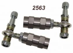 Steering - Tie Rod Ends - BBK Performance - 05 - 14 Mustang BBK Heavy Duty Bump Steer Kit