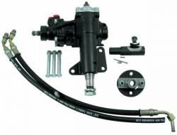 Borgeson - 68 - 70 Mustang Power Steering Conversion Kit, 6 Cylinder Engines